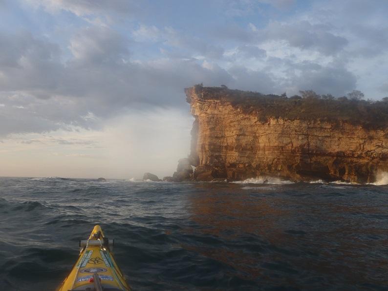 11 Cliff